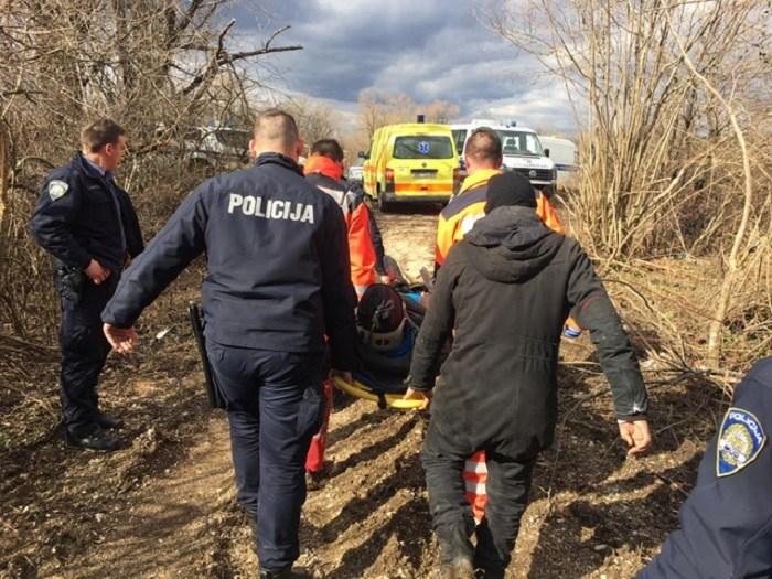 Na neobrađenom zemljištu u Konavlima policija pronašla 7